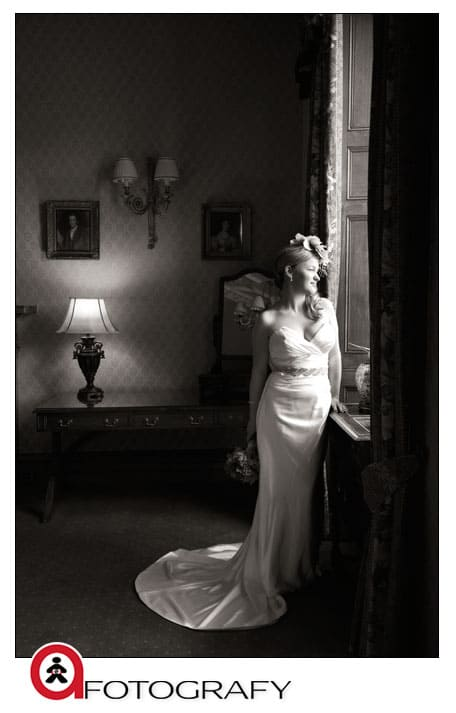 Dalhousie-wedding-bridal-portrait-near-Edinburgh