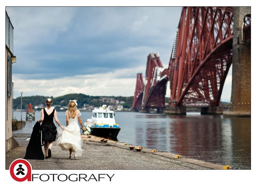 Inchcolm-island-wedding-photographer-next-forth-road-bridge-Edinburgh