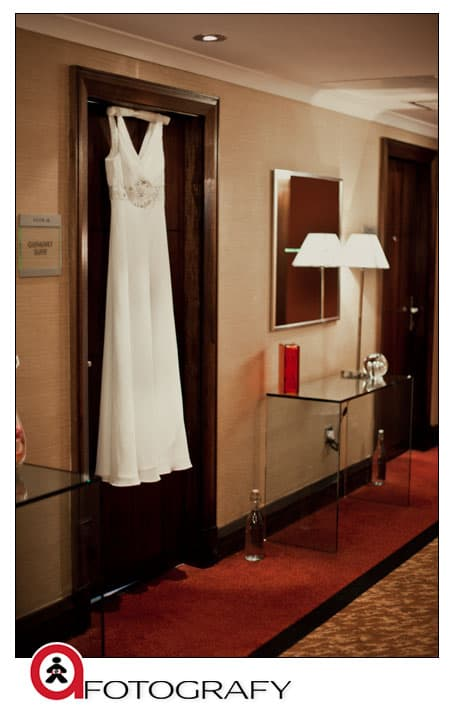 Wedding-dress-photo-in-Glasshouse-hotel-Edinburgh