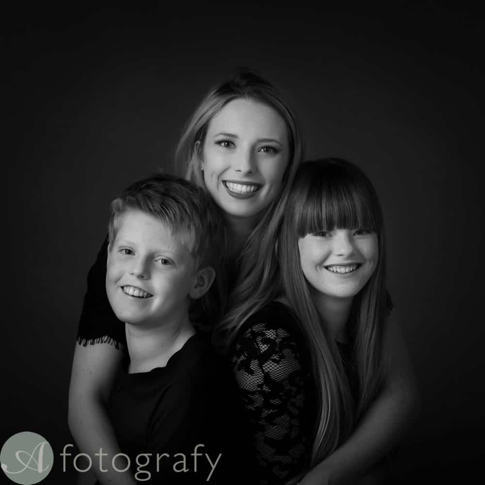 black and white children portraits 5