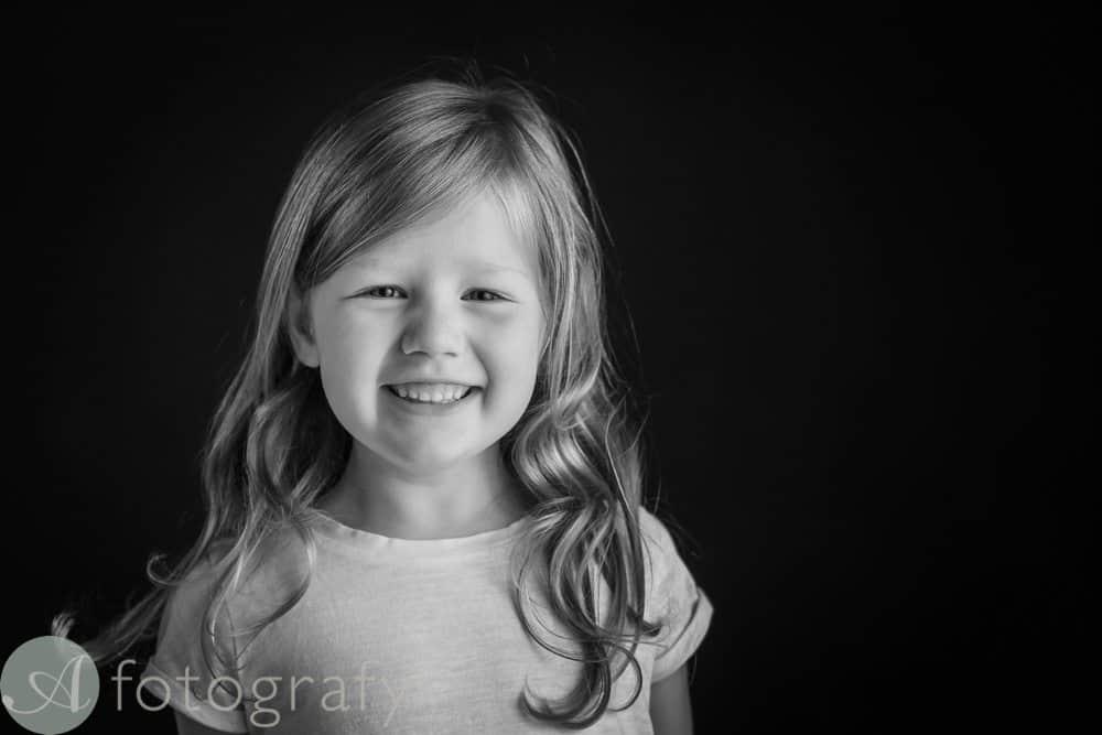 classic black and white portraits of children 4