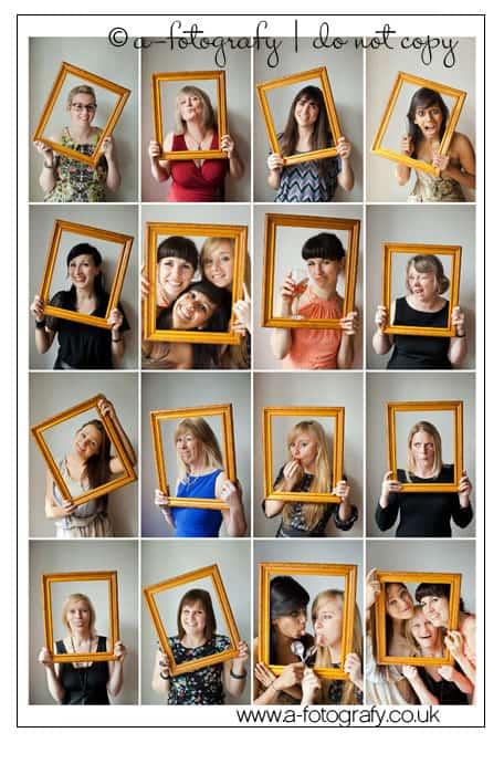 Fun-hen-party-photography-idea-in-Edinburgh