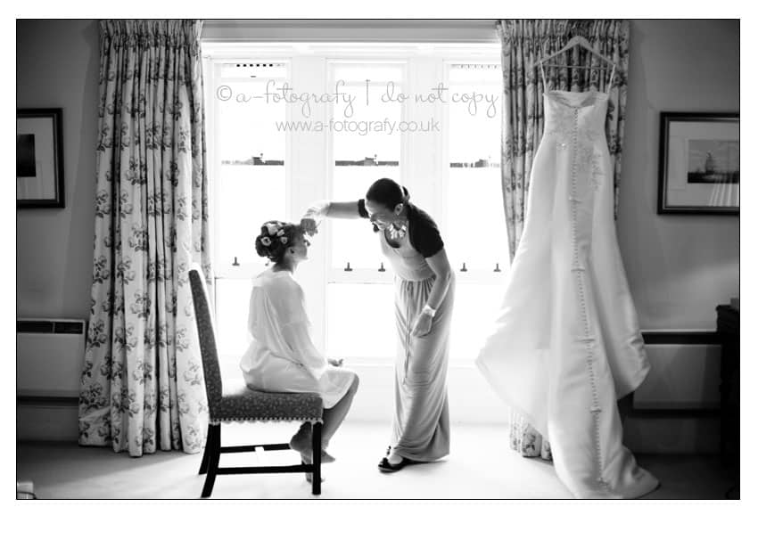 brides-wedding-Getting-ready-at-roxburghe-hotel-near-Kelso