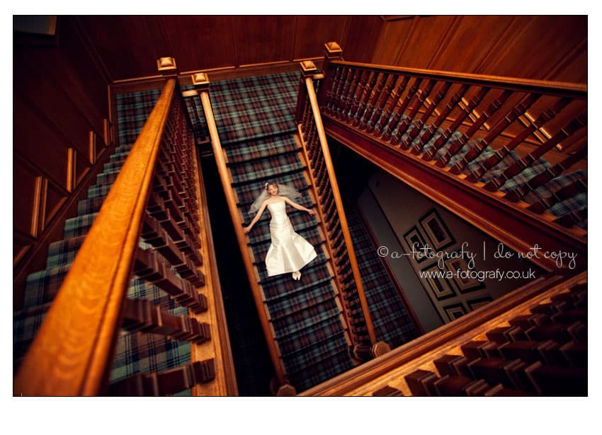 Roxburghe Country House Hotel wedding photography