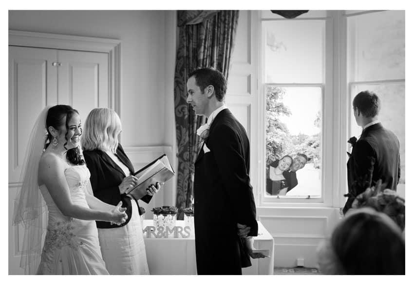 Wedding-ceremony-at-Norton-house-hotel