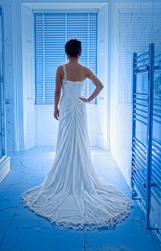 Creative wedding photographers in Scotland