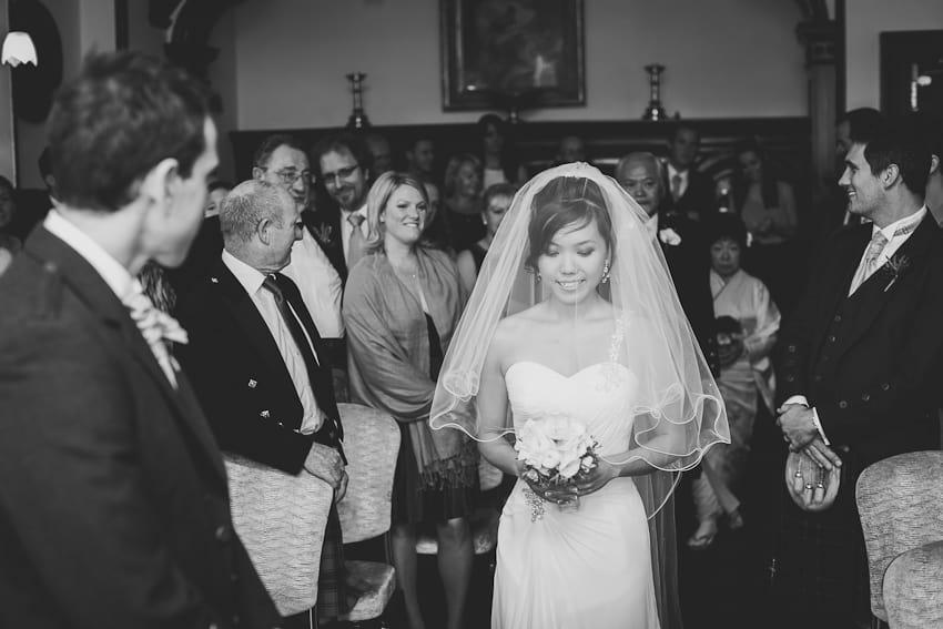 Edinburgh wedding photography in Scotland
