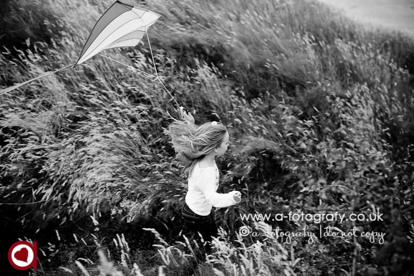Artistic children portrait photography Scotland Edinburgh