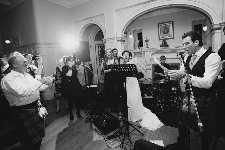 Scottish wedding bands