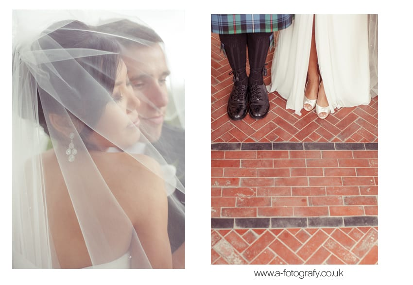 Wedding photography in Scotland UK