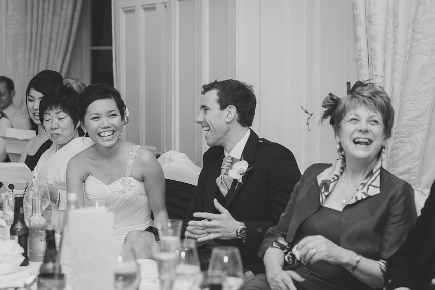 Wedding speech scotland