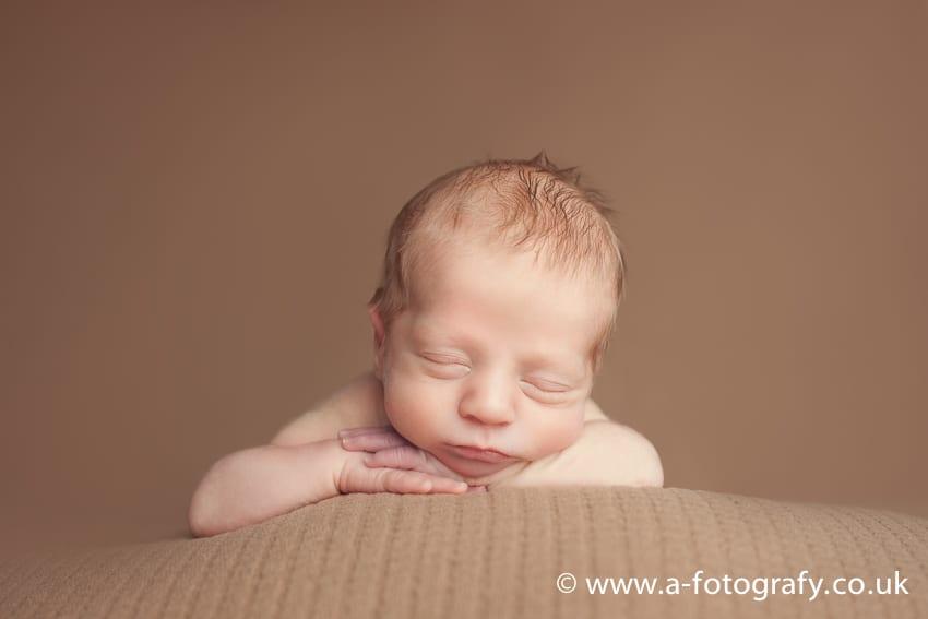 Newborn photographer Falkirk