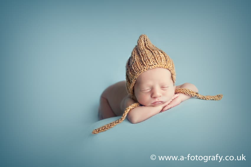 UK newborn photography portrait studio