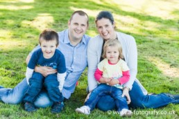 Edinburgh family portrait sessions photography