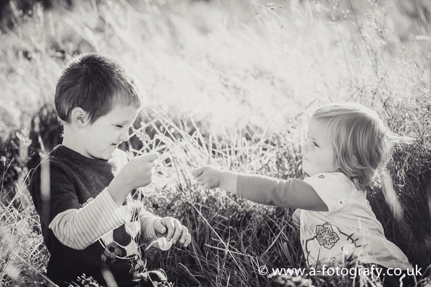 children photography Scotland
