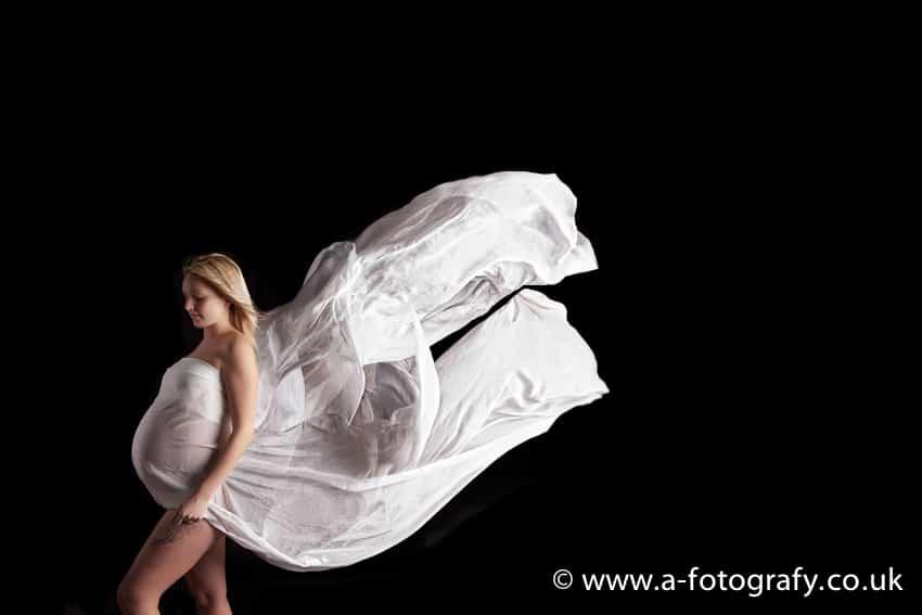 Pregnancy photographers in Edinburgh