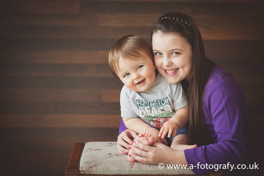 Edinburgh Toddler photographers