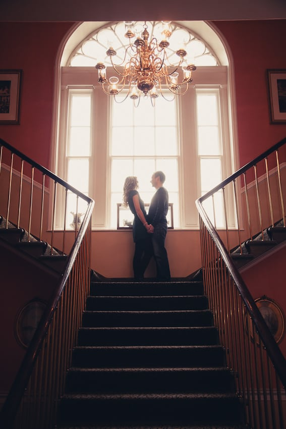 balbirnie house pre wedding portrait photography