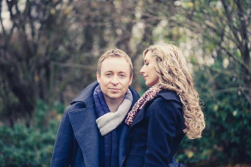 balbirnie house pre wedding portrait photography