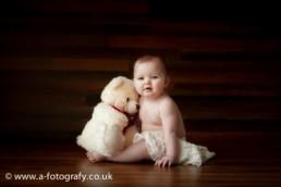 Toddler photography Edinburgh | Ashley 7 month 1