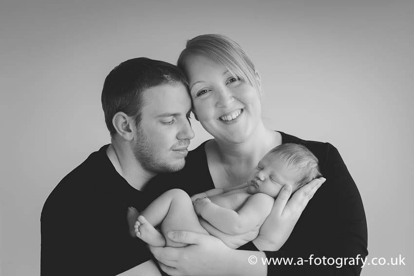 Newborn photographers Edinburgh