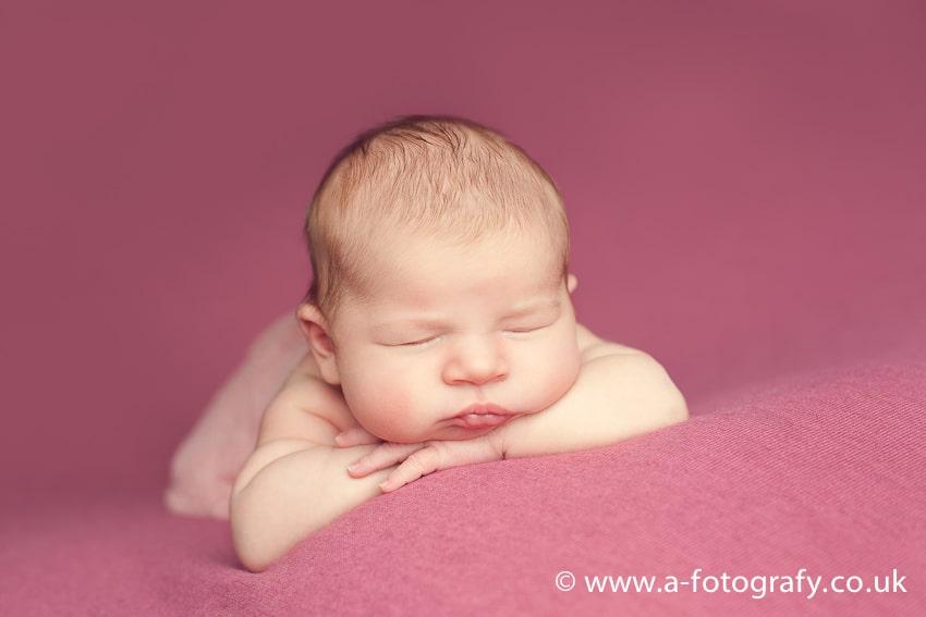 Newborn photographers Edinburgh