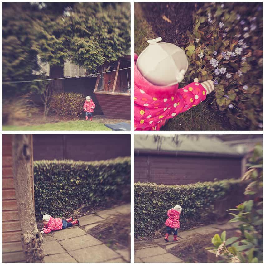 Edinburgh lifestyle baby photographer