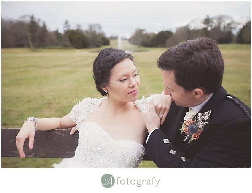 Edinburgh wedding photographer - Hopetoun House-13