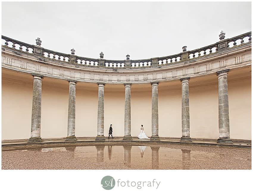 Edinburgh wedding photographer - Hopetoun House-16