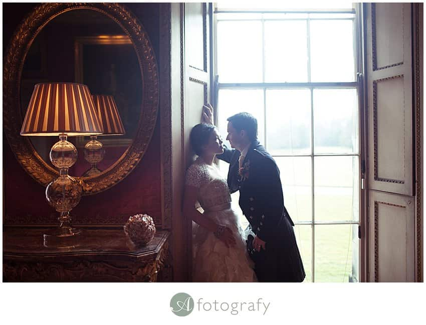 Edinburgh wedding photographer - Hopetoun House-3