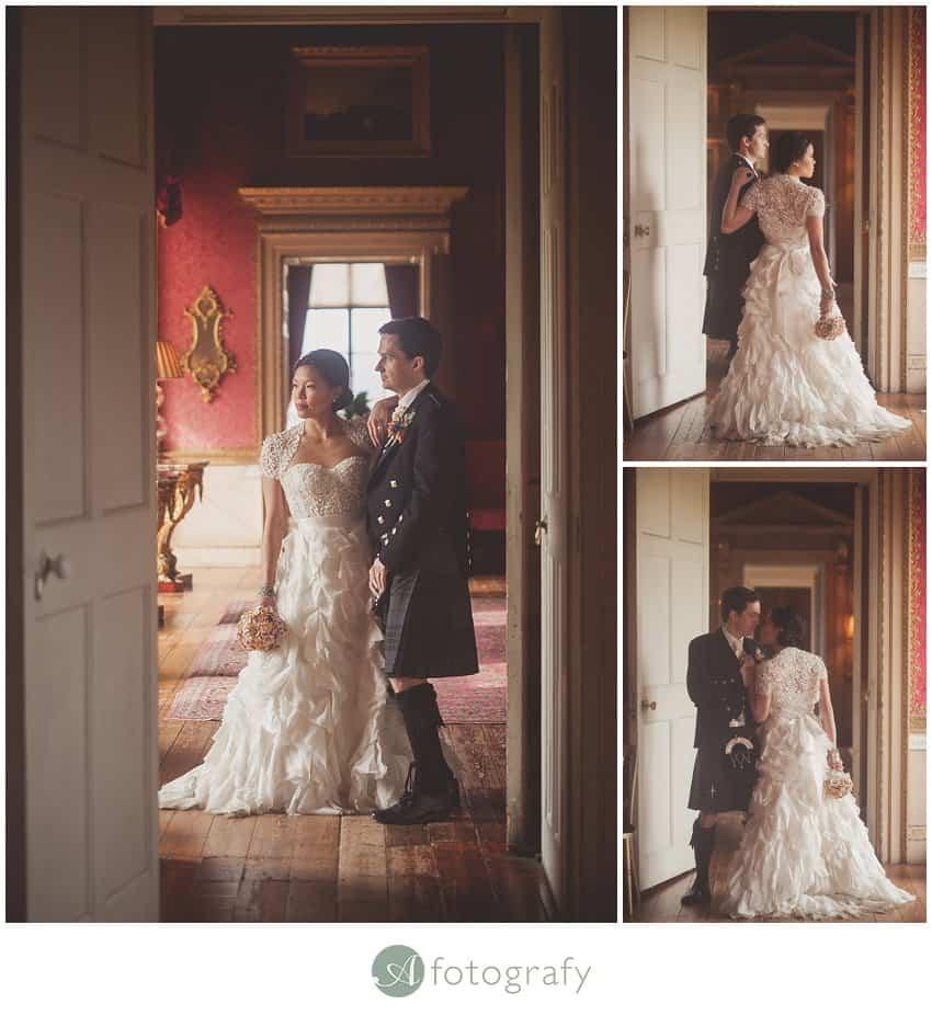 Edinburgh wedding photographer - Hopetoun House-6