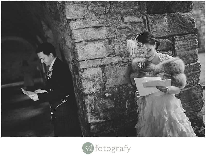 Edinburgh wedding photographers - Inchcolm island abbey-4