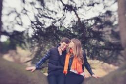 Edinburgh wedding photographer | Royal Botanic gardens 2