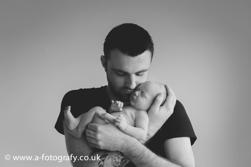Edinburgh newborn photography