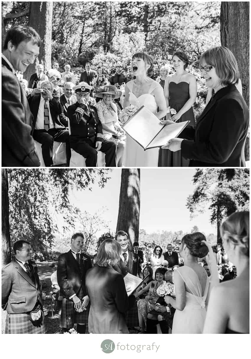 Edinburgh botanic gardens wedding photography-13