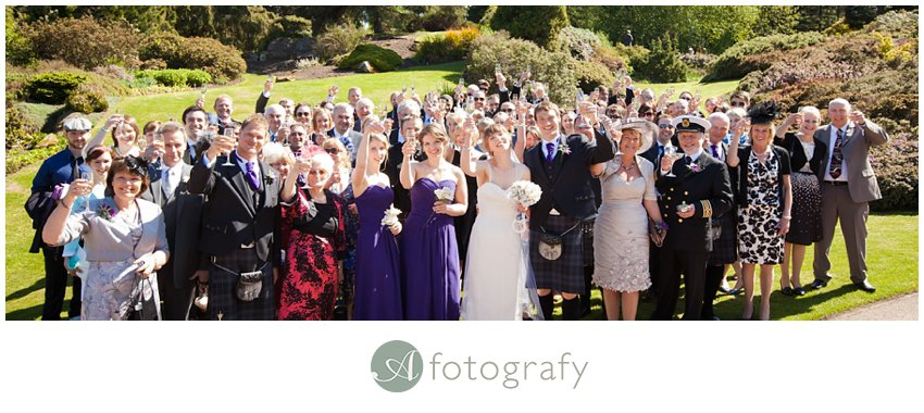 Edinburgh botanic gardens wedding photography-21