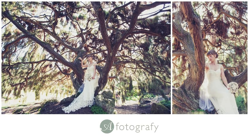 Edinburgh botanic gardens wedding photography-22