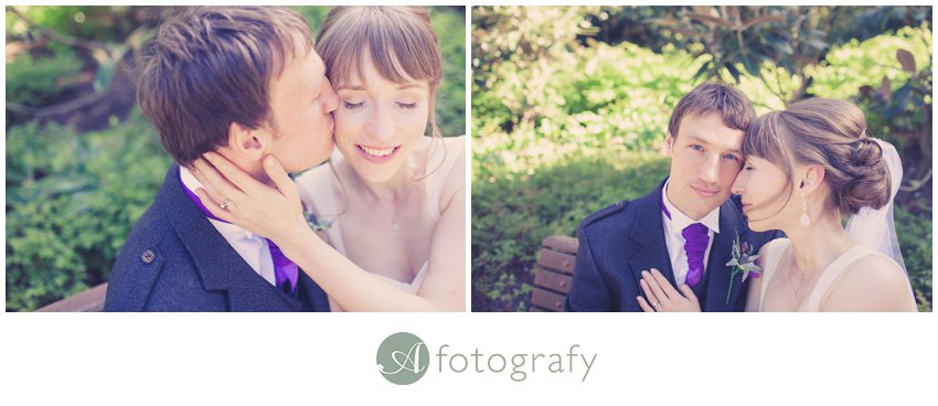 Edinburgh botanic gardens wedding photography-31