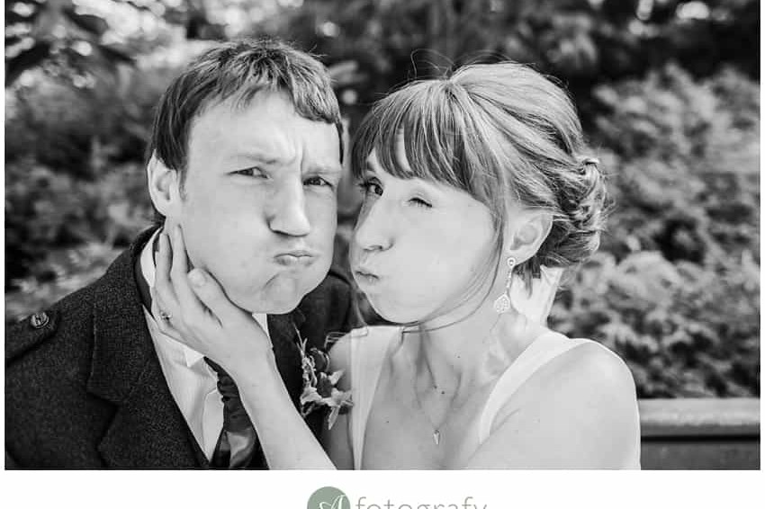Edinburgh botanic gardens wedding | Mr and Mrs Meade 17