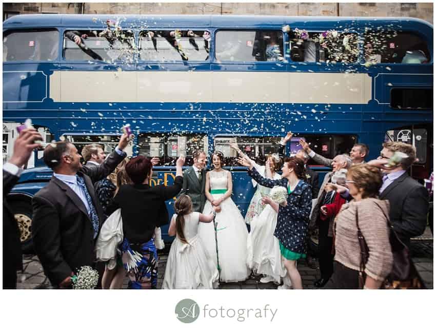 Edinburgh counting house wedding photography -1