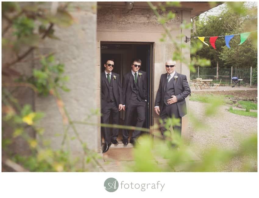 Hopetoun house wedding photography preparation-14