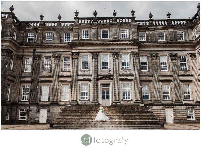 Hopetoun house wedding photography preparation-15