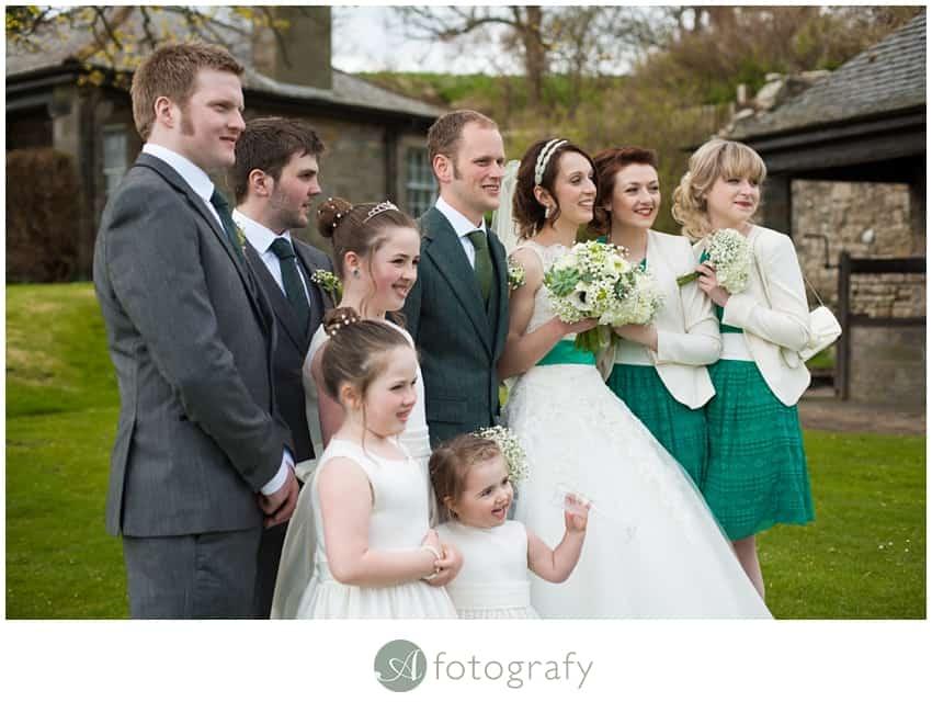 Inchcolm island wedding photography-16