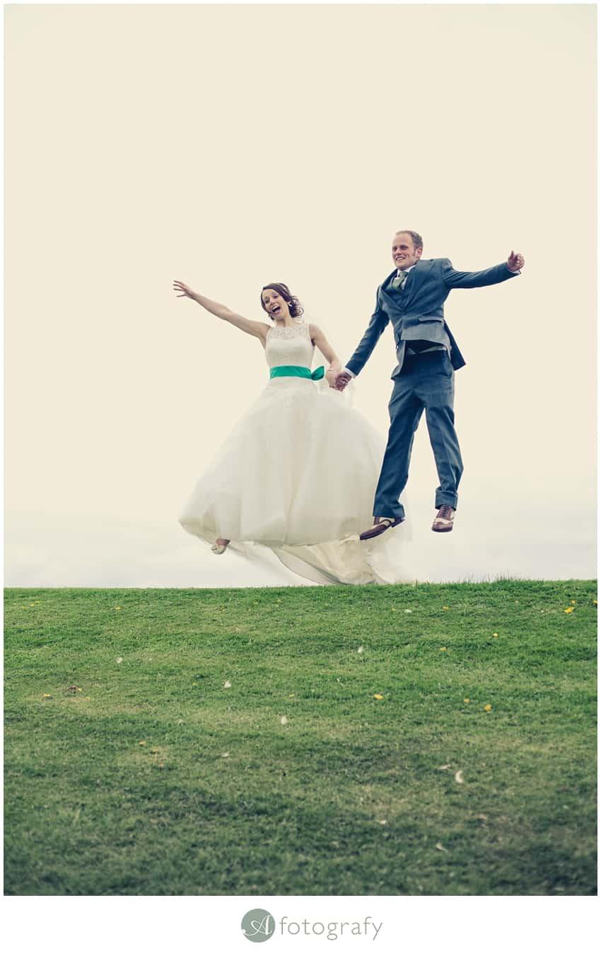 Inchcolm island wedding photography-18