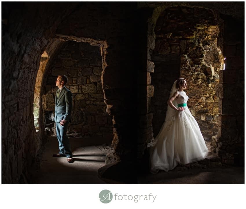 Inchcolm island wedding photography-19