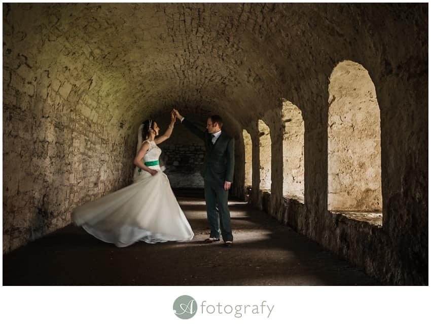 Inchcolm island wedding photography-20