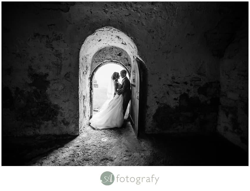 Inchcolm island wedding photography-21