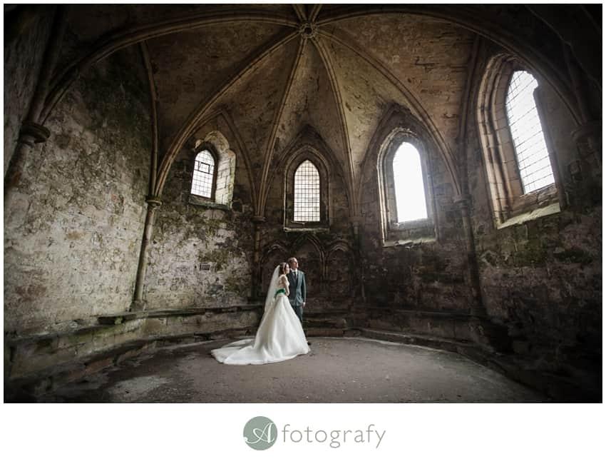Inchcolm island wedding photography-22