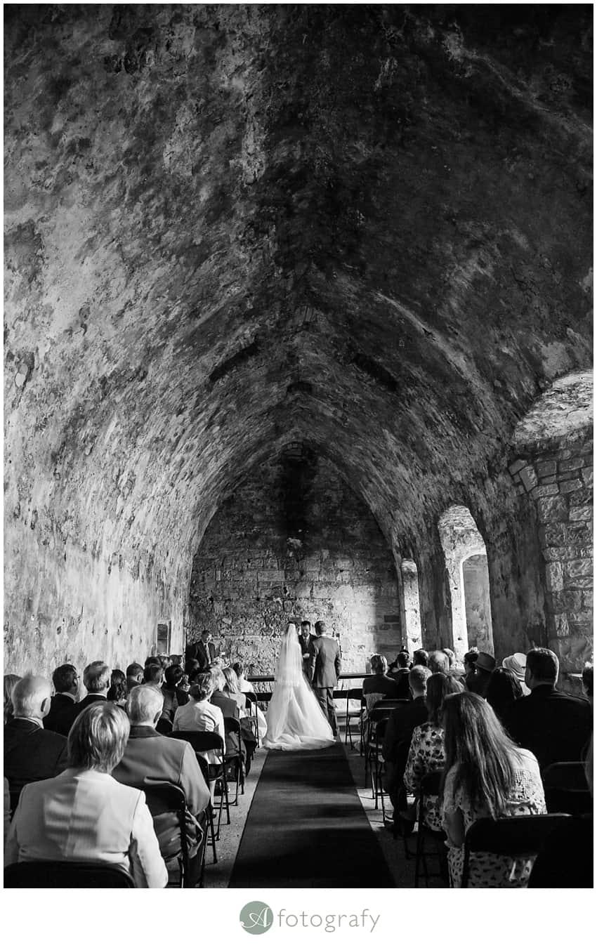 Inchcolm island wedding photographer