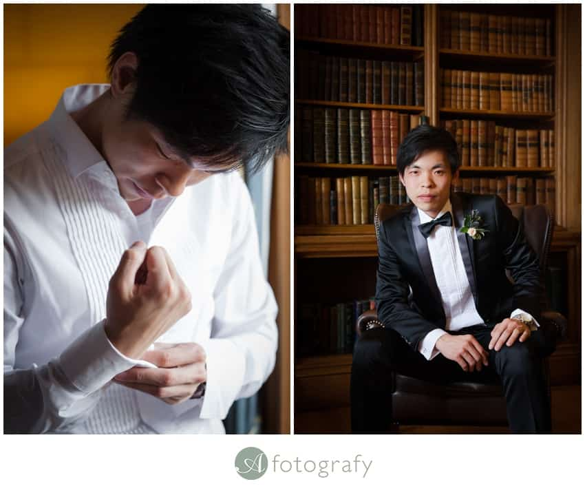 Scottish wedding photography Dalhousie Castle